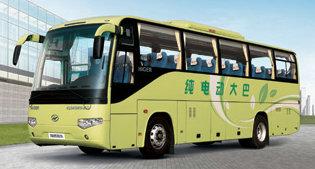 純電動客車45座